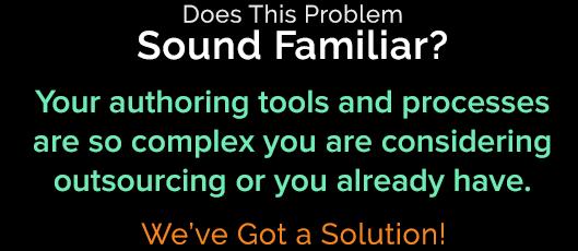 We've Got a Solution - ProAuthor!