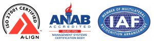 ISO-27001 Certified